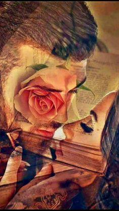 Serena e romantica serata a tutti voi  Beautiful Romantic Pictures, Romantic Images, Beautiful Gif, Love Images, Romantic Couples, Photomontage, Benfica Wallpaper, Amor Romance, Black Couple Art