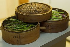 5 Awesome Tips for Cooking with a Bamboo Steamer! #cooking #tip #asian #chinese #steamer #bamboo