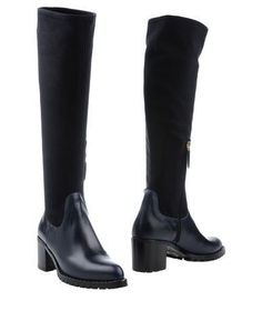 ZAMAGNI Women's Boots Dark blue 6.5 US