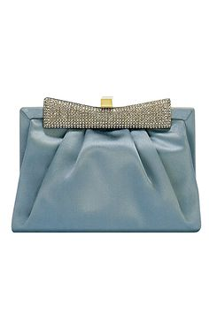 Valentino   Blue Satin Valentino Bags d2cbe0b9b0703