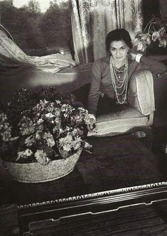 Coco Chanel, 1930: Cecil Beaton