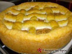 Νηστίσιμη μηλόπιτα της πεθεράς μου #sintagespareas Greek Desserts, Greek Recipes, Desert Recipes, Pineapple Cake, Cake Cookies, Yummy Cakes, Dairy Free, Deserts, Food And Drink