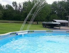 1000 Images About The Pool On Pinterest Above Ground Pool Intex Swimming Pool And Pools