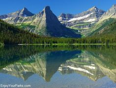 Cosley Lake, Stoney Indian Pass Trail, Glacier National Park