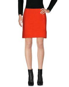 BLUMARINE Mini Skirt. #blumarine #cloth #dress #top #skirt #pant #coat #jacket #jecket #beachwear #