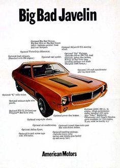 AMC...1969 Javelin
