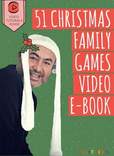 The best Christmas Family Games! - PLAYTIVITIES - Christmas is coming so fast, but you are still thinking about the holiday evening activities like C - Family Reunion Activities, Christmas Activities For Families, Christmas Games For Family, Holiday Crafts For Kids, Family Games, Kids Christmas, Homemade Christmas, Preschool Christmas Games, Printable Christmas Games