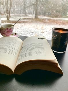 Relaxing with a good book this snowy morning. An original photo by Brittnee Atkins World Of Books, Coffee And Books, Pictures Of People, Book Aesthetic, Bibliophile, Book Quotes, Book Worms, Candle Jars, Good Books