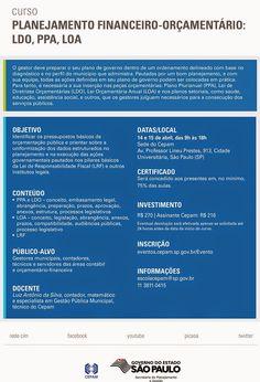 Unidade Ciberespaço de divulgação de informações : PLANEJAMENTO FINANCEIRO ORÇAMENTÁRIO: IMPOSTOS