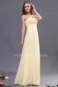 844d2caddda Bridesmaid dress idea  Empire Bridesmaid Dresses
