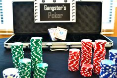 gangster party ideas - Google Search