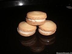 Macaron à la Vanille - recipe (Italian)