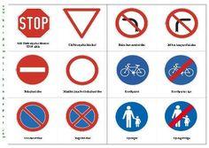 Bergamott: Közlekedési táblák I.