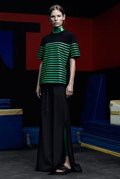 T by Alexander Wang Spring 2015 Ready-to-Wear - Collection - Gallery - Style.com