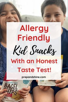 The best tips I can give as a food allergy mom is to share great allergy friendly snacks your kids could enjoy safely. These great brands have many delicious snacks are free of top 8 food allergens you can have at school or even serve as party food. #foodallergies #allergyfriendly #foodallergymom Bagel Chips, Cookie Company, Delicious Snacks, Plant Protein, Breakfast Options, Protein Snacks, Food Allergies, How To Make Cake, Mom