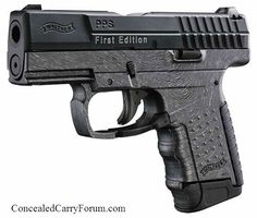 walther pps 9mm I have one on the way.  This gun is great for EDC CCW