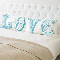 Graphic Design - Graphic Design Ideas  - 'Love' Pillowcase Set #luvocracy #typography #design   Graphic Design Ideas :     – Picture :     – Description  'Love' Pillowcase Set #luvocracy #typography #design  -Read More –