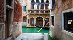 2017, week 08. Gondola in Venice - Italy. Picture taken: 2017, 02