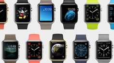 Coming your way this April… the Apple Watch! PC Pro has confirmed that the highly-anticipated and long-awaited Apple Watch will begin shipping in April of this year. The Apple Watch will begin . Iphone 6, Smartphone Iphone, Apple Watch Faces, New Apple Watch, Keynote Apple, Application Ios, Apple Watch Wristbands, Wearable Device, Smartwatch