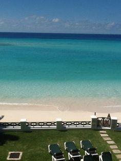 The beautiful blue waters of the #Caribbean Sea. Gotta love island life and island views! Photo courtesy: Marsha Mariella