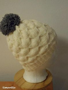 Knitted Hats, Knit Crochet, Winter Hats, Beanie, Butterfly, Knitting, Crafts, Macrame, Style