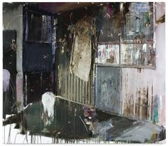 "herzogtum-sachsen-weissenfels: ""Adrian Ghenie (Romanian, b. The Second Presentation Room, Oil on canvas, 200 x cm. Adrian Ghenie, Art Alevel, Art Auction, Animal Paintings, Figure Painting, Contemporary Paintings, Oeuvre D'art, Figurative Art, Cool Artwork"