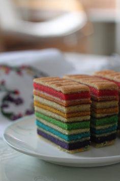 Lapis Lengit Rainbow