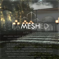 FaMESHed is in Full Spring! | Seraphim.