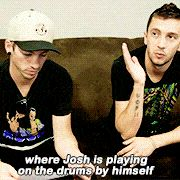 15 Times Tyler Joseph And Josh Dun From Twenty One Pilots Were Ultimate Best Friend Goals