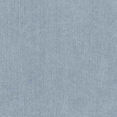 Blue denim wallpaper for a contemporary nautical look for your walls