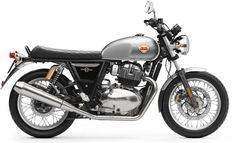 2018 Royal Enfield Interceptor 650 - Sliver Spectre