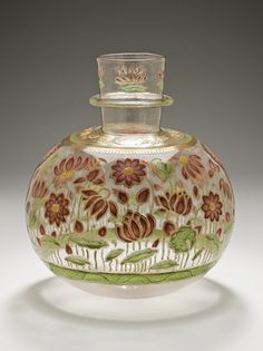Huqqa Vase  Mughal, 1700-1750  The Los Angeles County Museum of Art