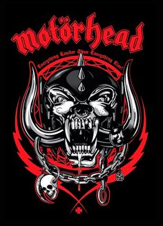 Motorhead shirt Everything Louder Than Everyone Else England rock band shirt Heavy metal Rock and roll Hard rock Speed metal Men's size XL Heavy Metal Bands, Heavy Metal Rock, Heavy Metal Music, Metal Music Bands, Rock Posters, Band Posters, Concert Posters, Pop Rock, Thrash Metal