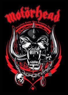 Motorhead shirt Everything Louder Than Everyone Else England rock band shirt Heavy metal Rock and roll Hard rock Speed metal Men's size XL Heavy Metal Bands, Heavy Metal Rock, Heavy Metal Music, Metal Music Bands, Rock And Roll, Pop Rock, Thrash Metal, Rock Logos, Metallica