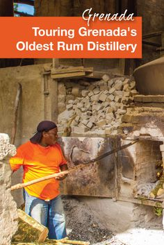 The River Antoine Rum Distillery is a worthwhile visit when traveling in Grenada.
