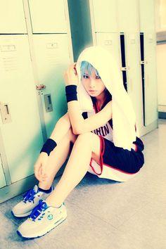 cosplay kuroko no basket