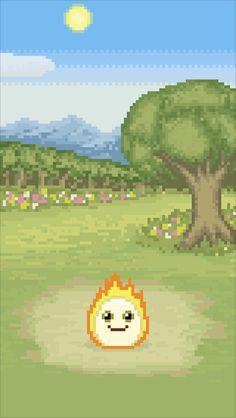 Hatchi 2 - The Virtual Pet Breeding Game portable Pixels 제작 다마고치 키우기