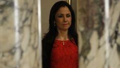 Nadine Heredia: Designaron a los peritos que realizarán prueba grafotécnica