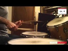 VIDEO - Jazz Drummer's Workshop: Approaching Standards, Part 3 #drums #lessons #howto