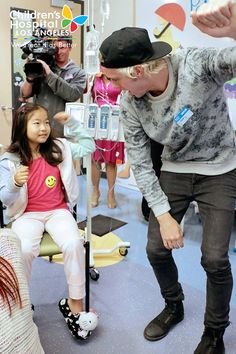 Huge thanks to Dancing with the Stars for... - Children's Hospital Los Angeles