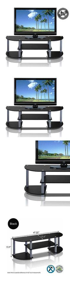 furniture: Tv Entertainment Center Stand Media Furniture Console Wood Cabinet Home Storage BUY IT NOW ONLY: $50.85 #priceabatefurniture OR #priceabate