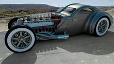 30 of the most unique and bizarre hot rods on the road. You won& believe some of these hot rod modifications. See all 30 of these awesome hot rod. Hot Rods, Automobile, Auto Retro, Sweet Cars, Fast Cars, Custom Cars, Custom Rat Rods, Concept Cars, Rats