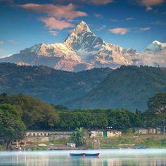 Pokhara- Nepal
