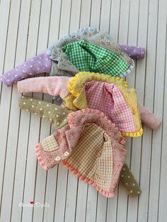 PO Anniedollz Handmade Blythe Outfits Contrast by anniedollz