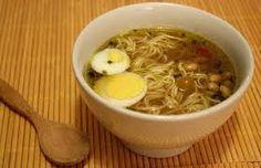 Zuppa di pesce cinese piccante