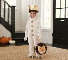 Where The Wild Things Are Max Costume, 2-3T #PotteryBarnKids