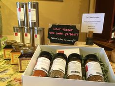 Don't forget: Who Loves Ya Best?! Get your Mother Fort Collin's favorite spices from Old Town Spice Shop. https://oldtownspiceshop.com/