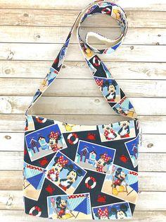 Mickey And Minnie Crossbody Bag Crossbody Purse Boho