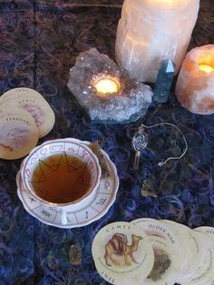 Moon to Moon: Bohemian Christmas Pt.1 : Spiritual gifts.....cup of destiny