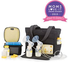 Style breast madela pump in pump
